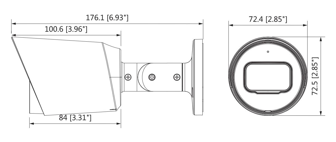 Znalezione obrazy dla zapytania HAC-HDW1200MP-0280B
